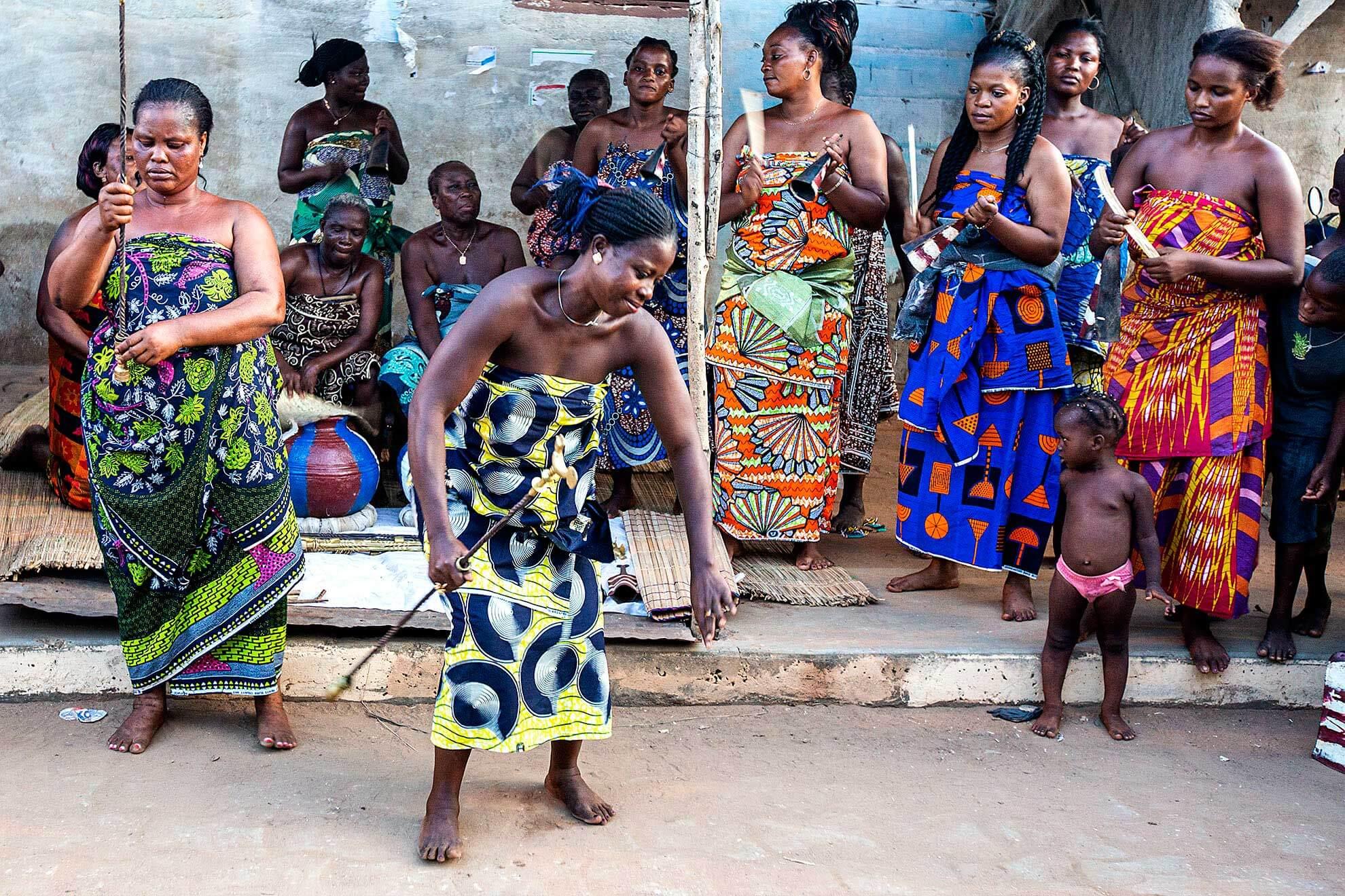 portonovo ceremonia Benin