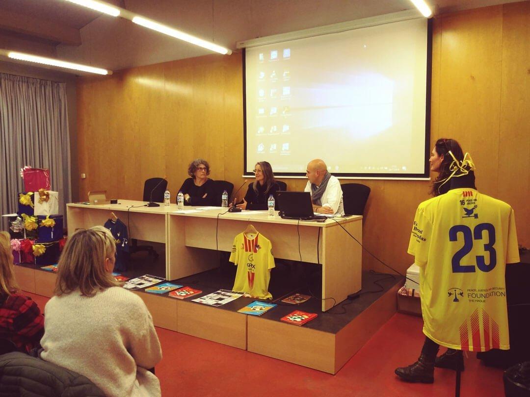ramassa fútbol presentación en costa de Marfil