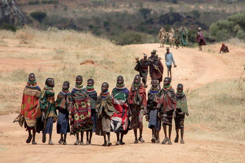 safari Uganda visita turkana