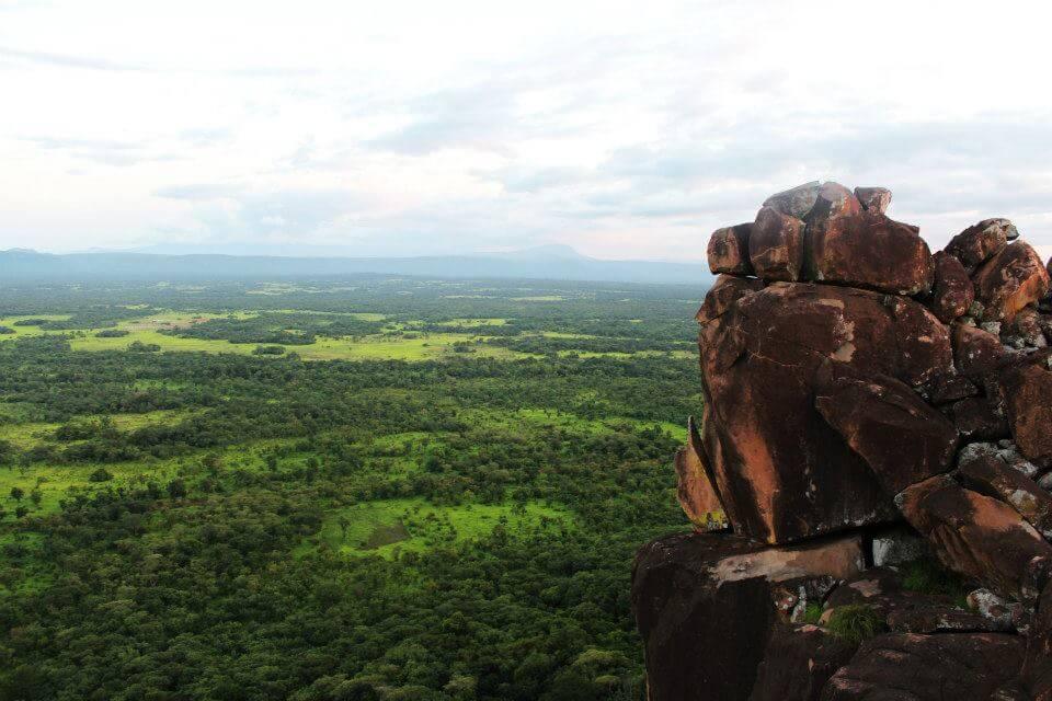 Senegal montes Afia