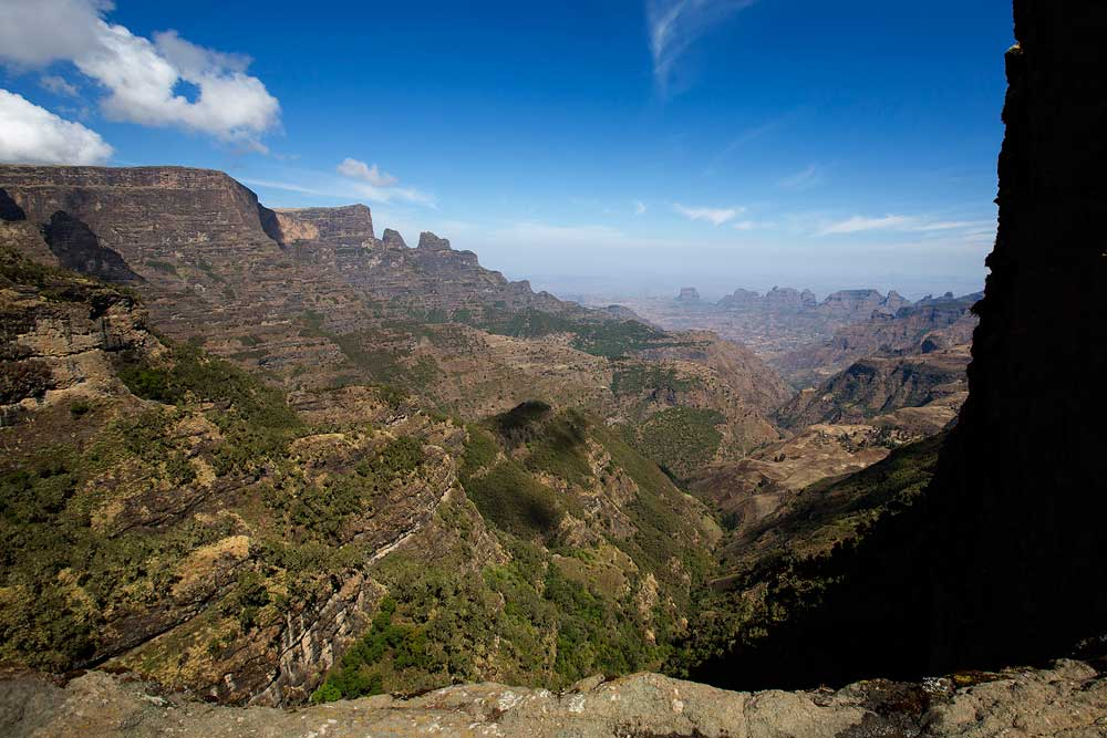Simien Mountains Etiopía