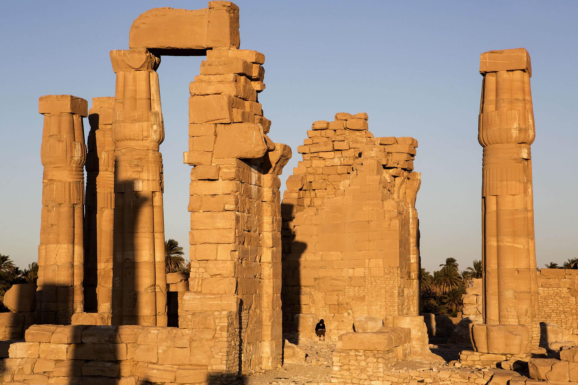 viajar a Sudán