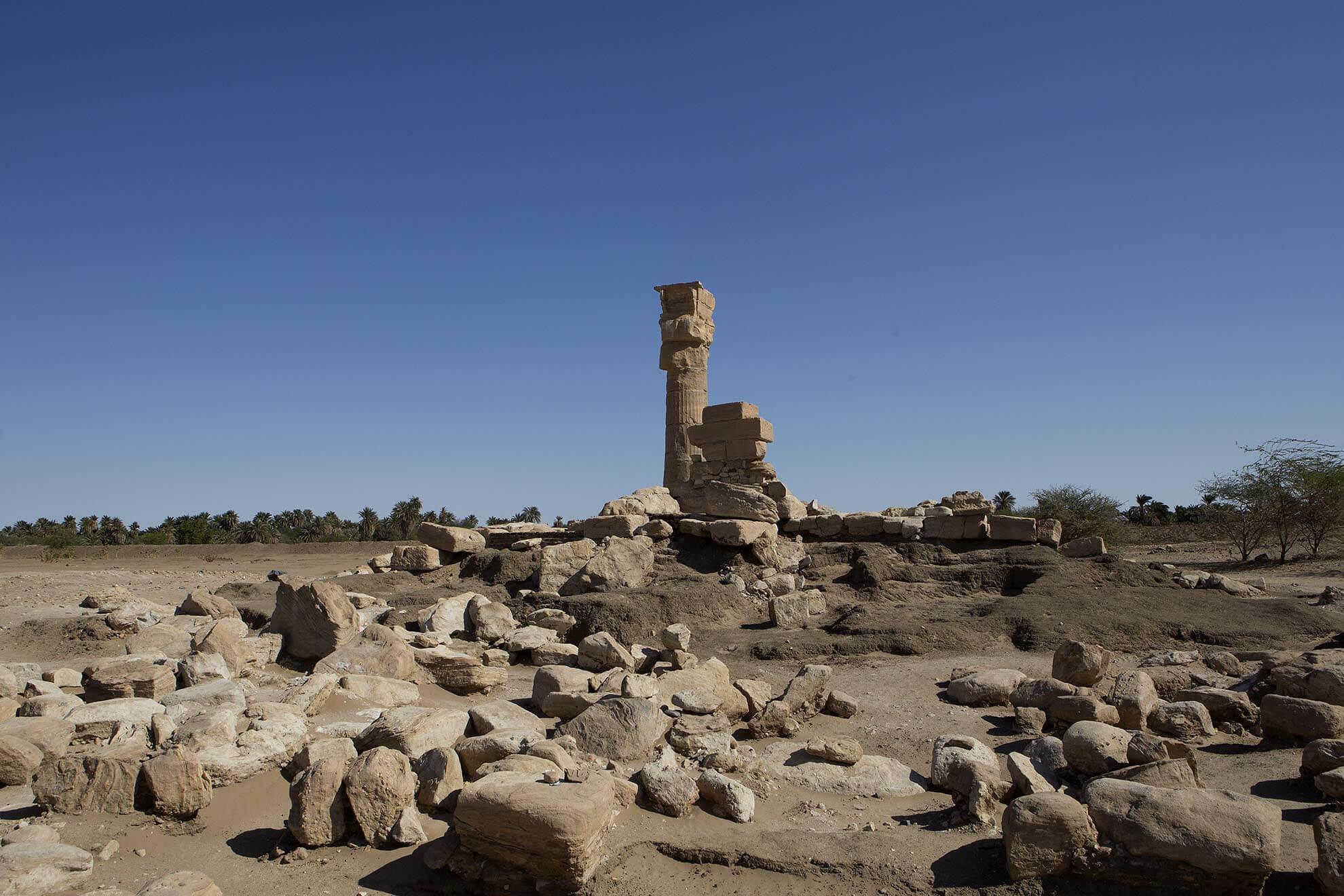 viajes a sudán