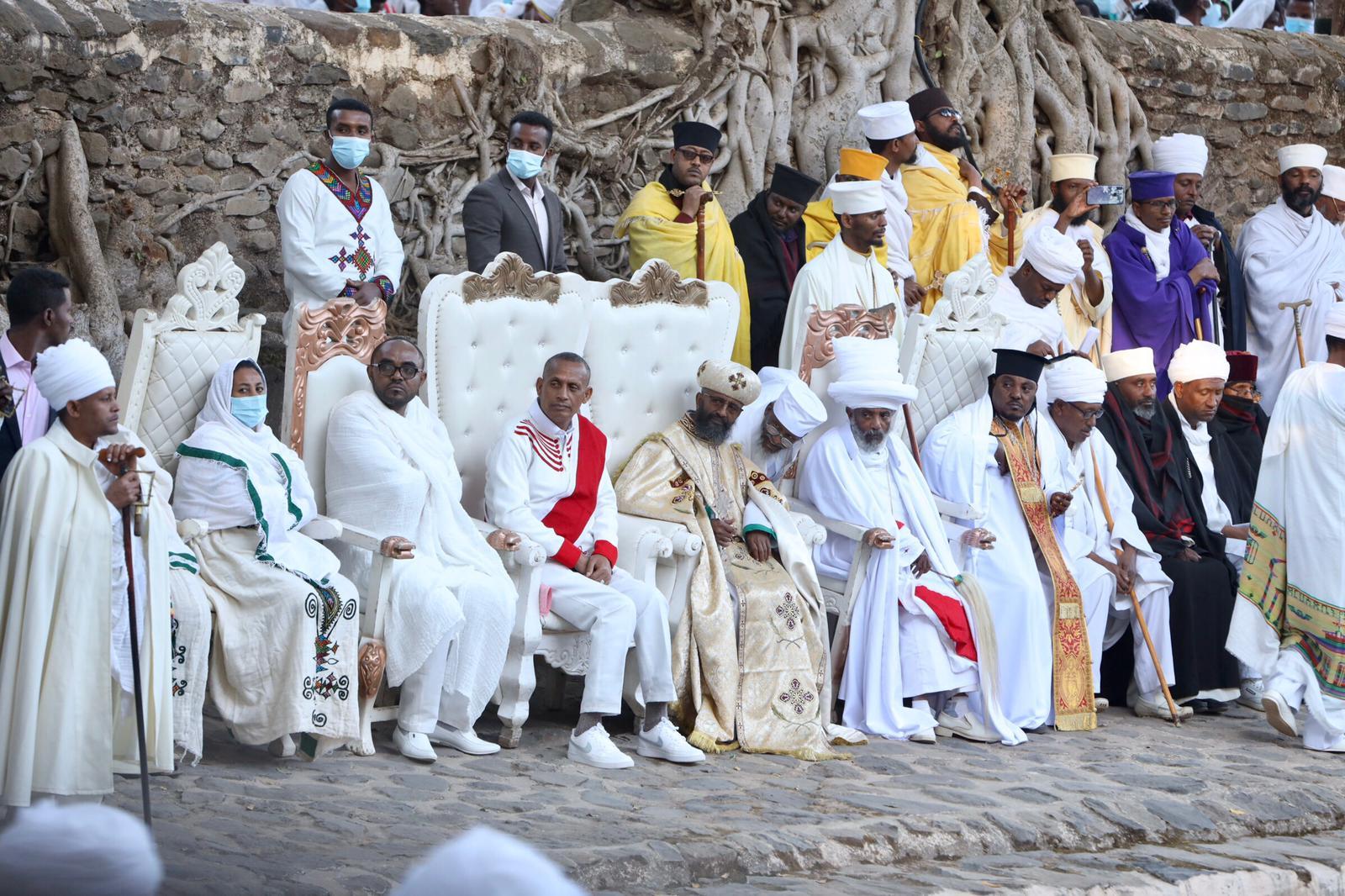 timkat Etiopia