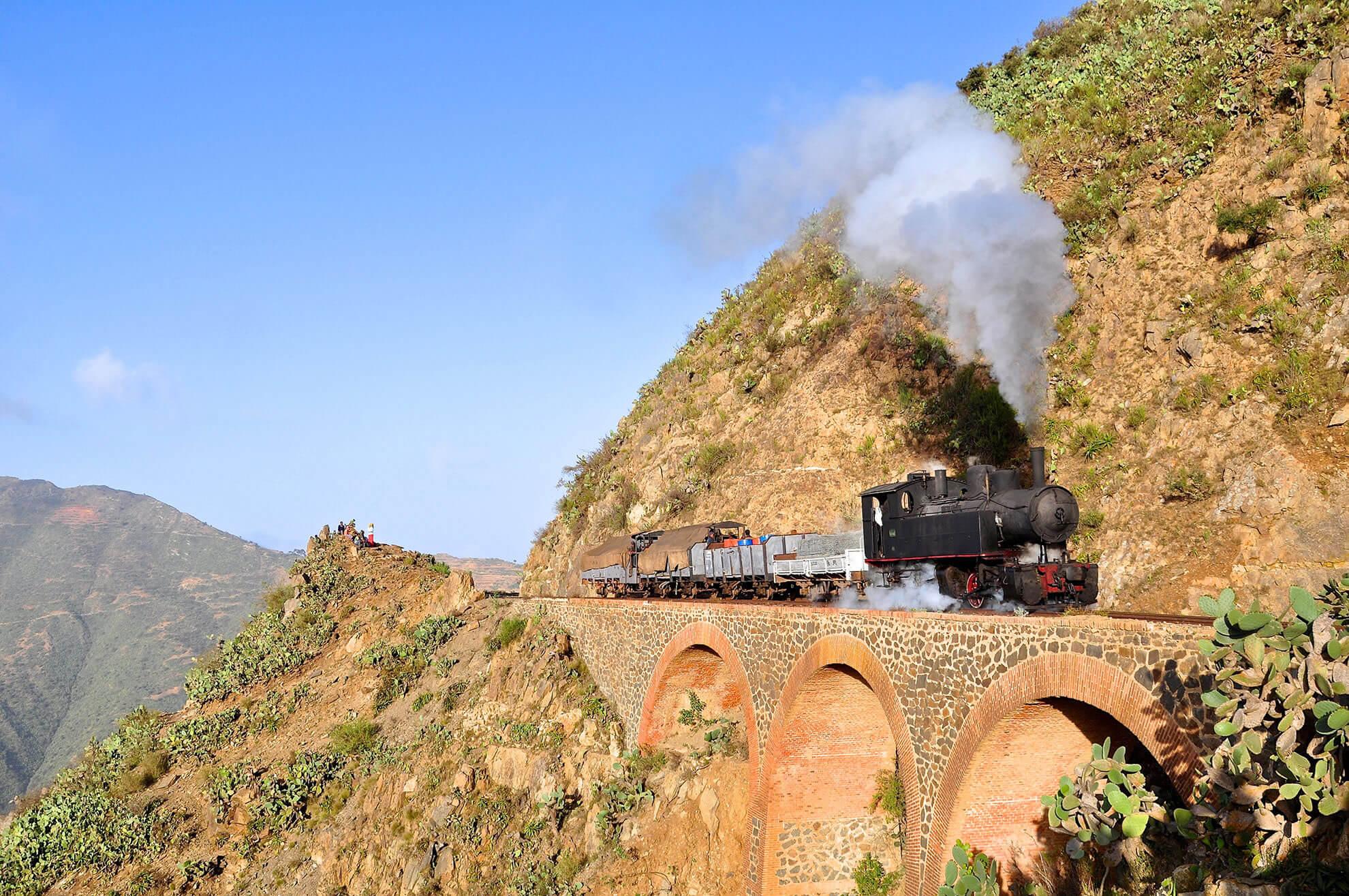 train bridge eritrea