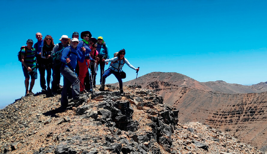 trekkings en Marruecos