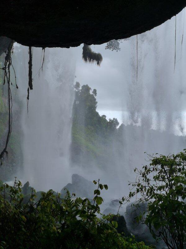 Uganda sipi falls