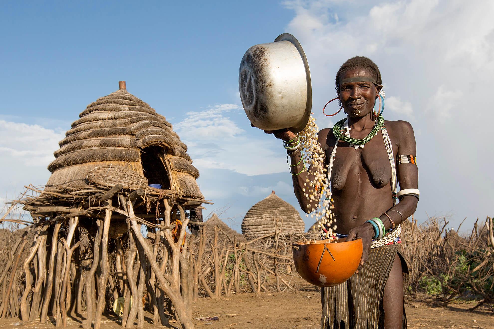 ventar grano Sudán del Sur