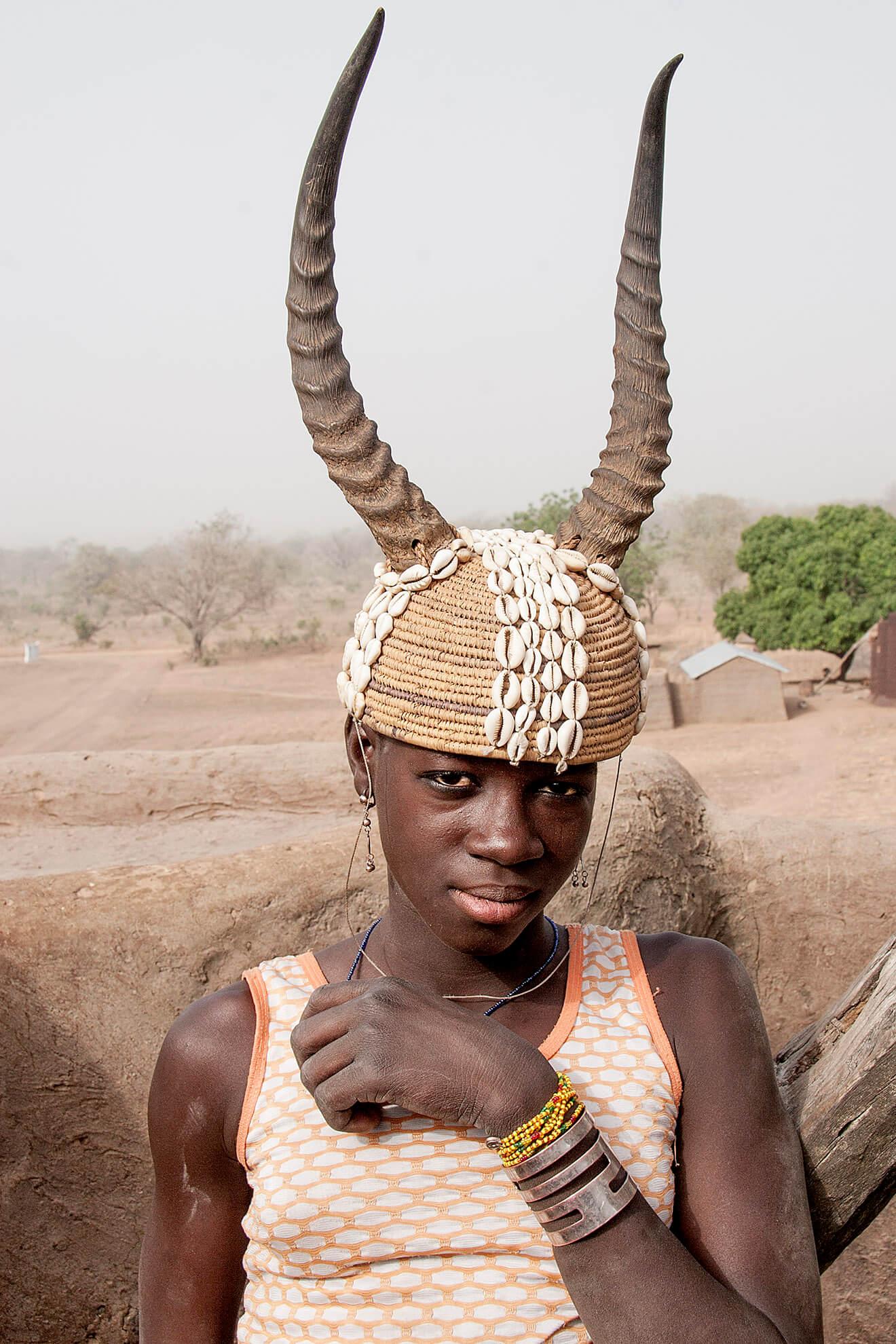 etnia somba Benín