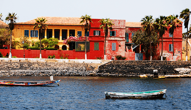 viaje a Senegal isla Goree