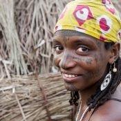 mujer etnia fulani