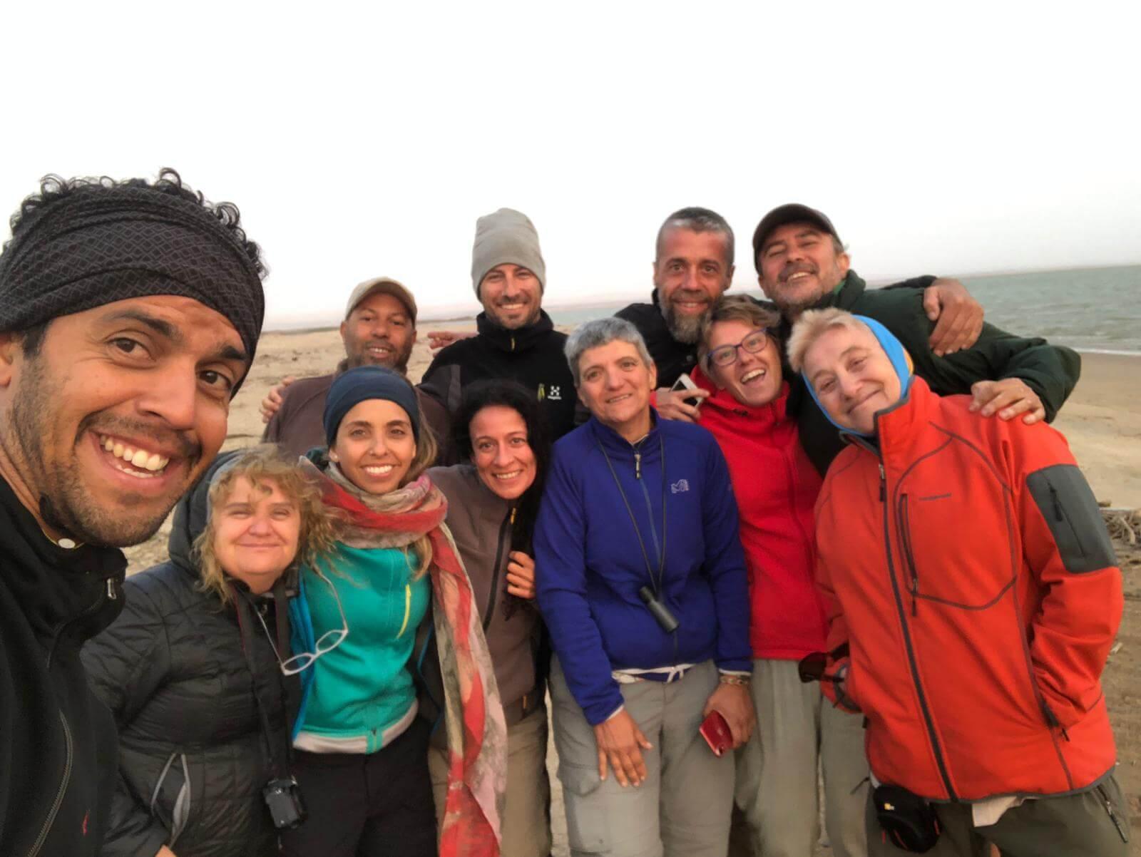 viaje en grupo Angola