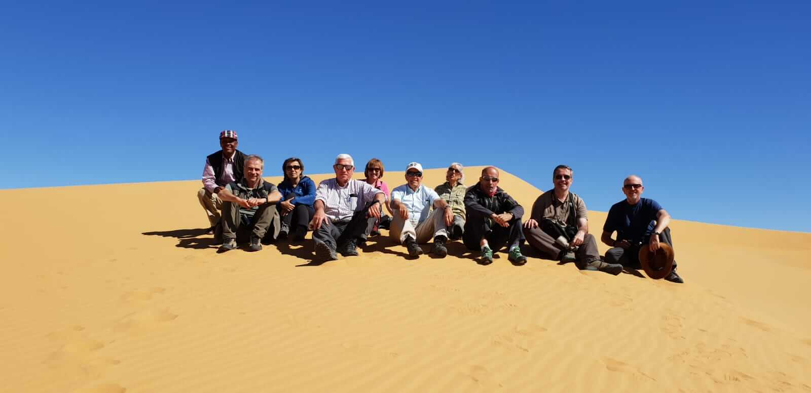 viajes en grupo a Sudán