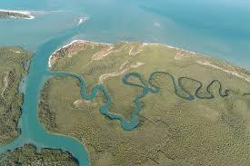 Vista aérea Guinea Bissau