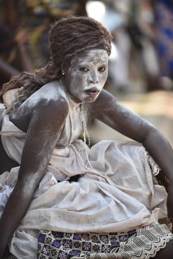 festival del vudú Benín
