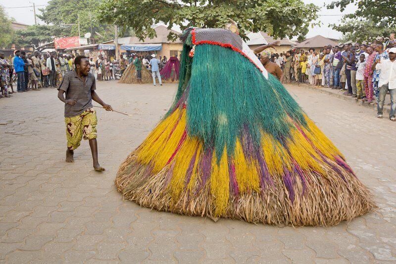 vudu ouidah Benín